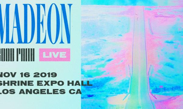 Main image for event titled Madeon - 2nd Show Added