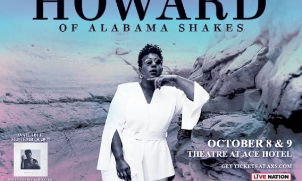 Main image for event titled Brittany Howard