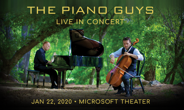 Main image for event titled The Piano Guys