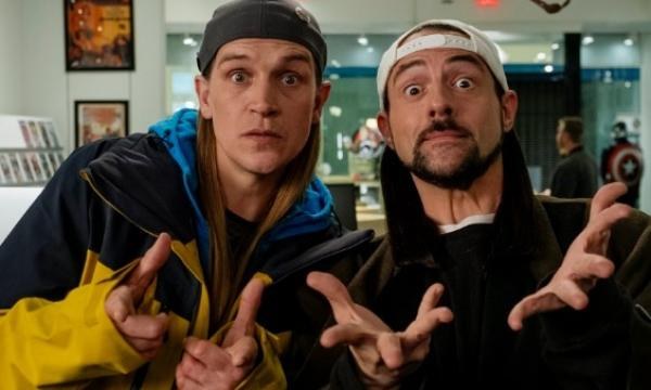 Main image for event titled Jay and Silent Bob