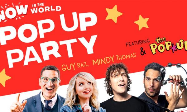Main image for event titled Wow in the World Pop Up Party