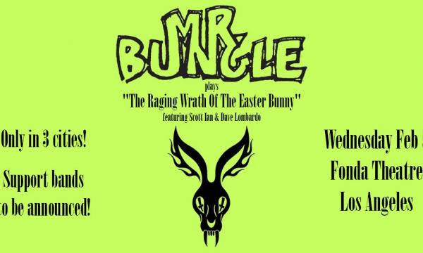 Main image for event titled Mr. Bungle