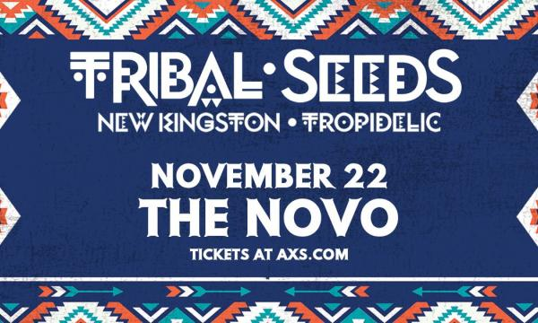 Main image for event titled Tribal Seeds