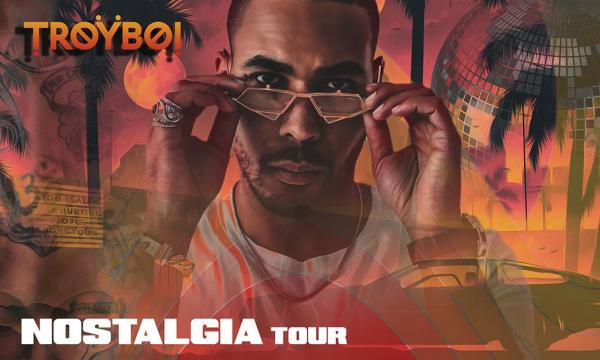 Main image for event titled TroyBoi