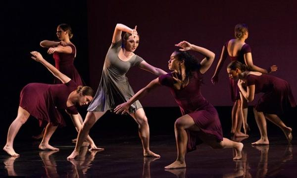 Main image for event titled An Evening of Concert Dance