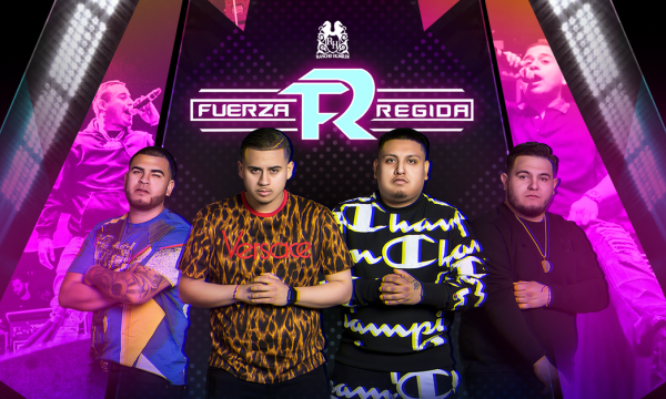Main image for event titled Fuerza Regida