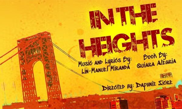 Main image for event titled In the Heights