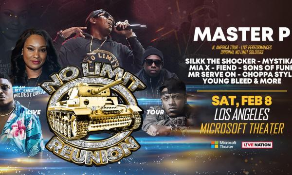 Main image for event titled Master P