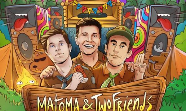 Main image for event titled Matoma and Two Friends