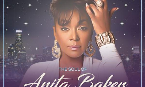 Main image for event titled Anita Baker