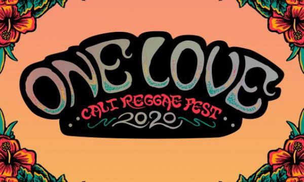 Main image for event titled One Love Cali Reggae Fest 2020