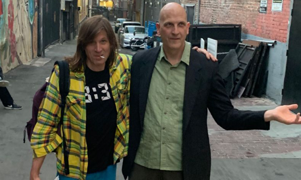 Main image for event titled The Frogs with Jimmy Flemion and Evan Dando