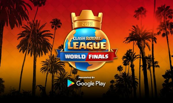 Main image for event titled CLASH ROYALE LEAGUE WORLD FINALS