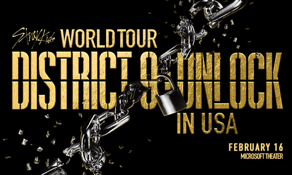 Main image for event titled Stray Kids World Tour 'District 9 : Unlock' in Los Angeles
