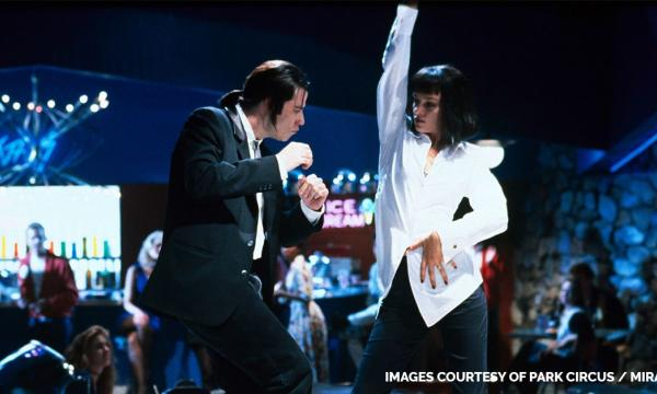 Main image for event titled PULP FICTION (1994) Film