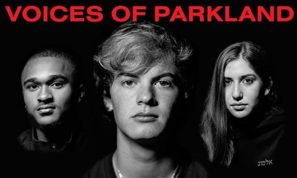 Main image for event titled Voices of Parkland Premiere