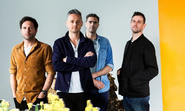 Main image for event titled Keane: Cause And Effect Tour