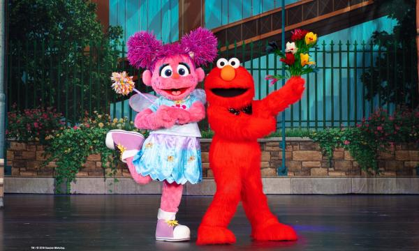 Main image for event titled Sesame Street Live! Make Your Magic