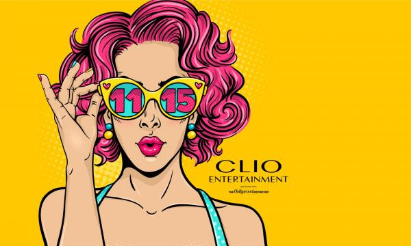 Main image for event titled Clio Entertainment Awards 2019