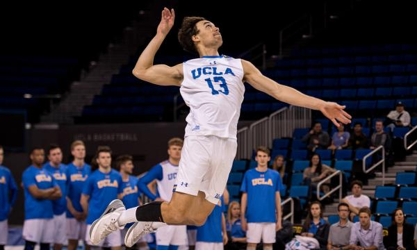 Main image for event titled UCLA Bruins Men's Volleyball v. Princeton