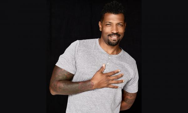 Main image for event titled Deon Cole: Working It Out Residency