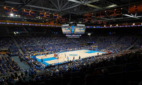 Main image for event titled UCLA Bruins Men's Basketball vs. University of Colorado Buffaloes Men's Basketball