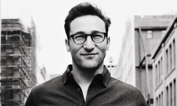 Main image for event titled Simon Sinek