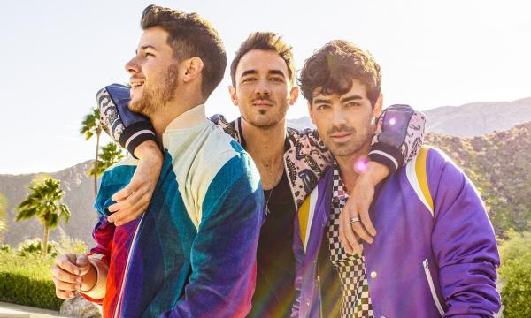 Main image for event titled Jonas Brothers