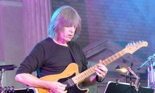 Main image for event titled Mike STERN / Jeff LORBER FUSION with: Jimmy HASLIP and Dave WECKL