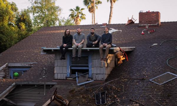 Main image for event titled Manchester Orchestra