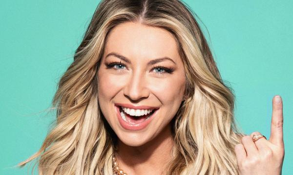 Main image for event titled Straight Up With Stassi Live