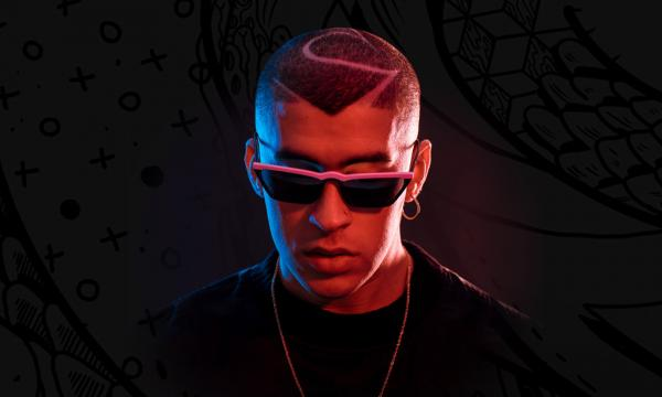 Main image for event titled Bad Bunny X 100Pre Tour