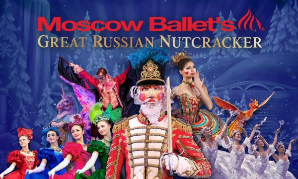 Main image for event titled Moscow Ballet's Great Russian Nutcracker