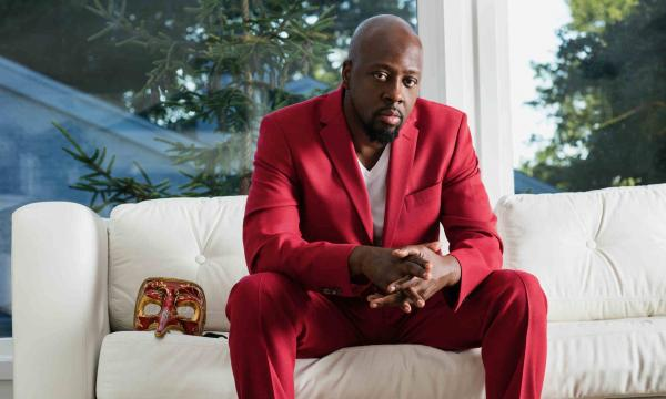 Main image for event titled Wyclef Jean