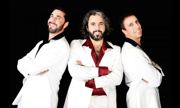 Main image for event titled Bee Gees Tribute by Bee Gees Gold