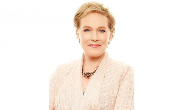 Main image for event titled Julie Andrews