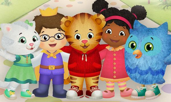 Main image for event titled Daniel Tiger's Neighborhood - LIVE!
