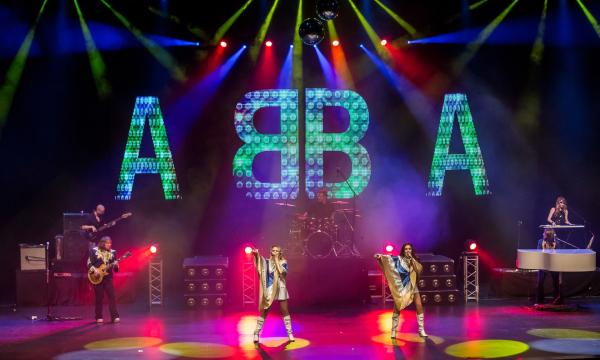 Main image for event titled Abba Tribute by The Abba Show