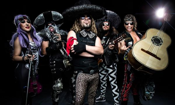 Main image for event titled Metalachi, Gutter Candy, Satanic Johnny