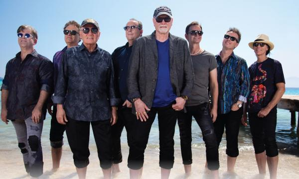 Main image for event titled Civic Arts Plaza presents The Beach Boys