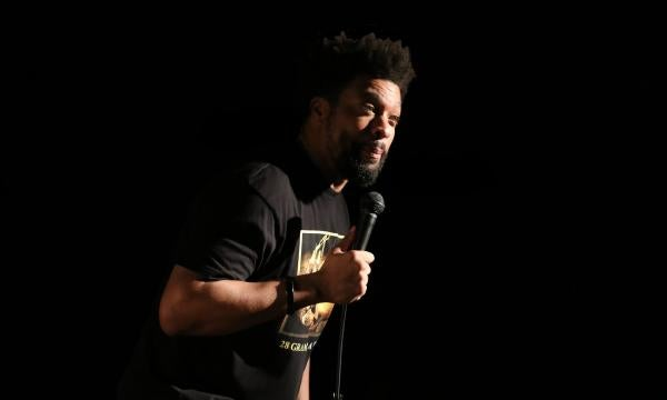 Main image for event titled Improv Presents: MONDERAYS with Deray Davis ft. Tacarra Williams, Marlon Mitchell and more TBA!