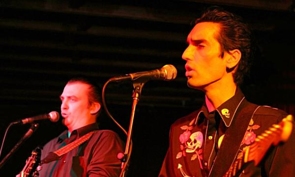 Main image for event titled Johnny Cash & Smiths / Morrissey Tributes Cash'd Out & These Handsome