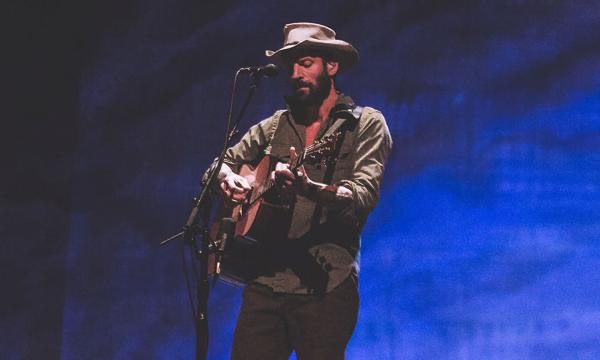Main image for event titled Ray LaMontagne Just Passing Through With Special Guest Kacy & Clayton