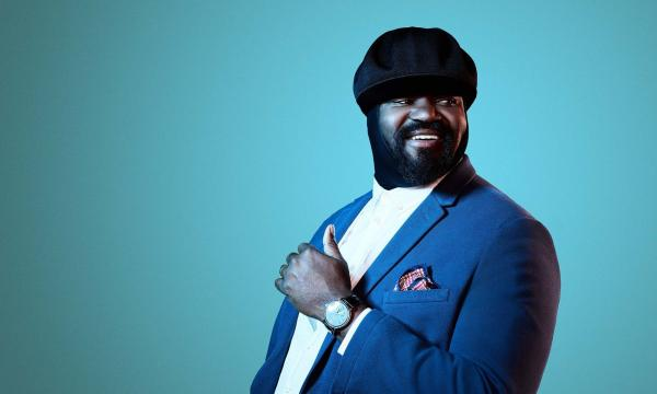 Main image for event titled Gregory Porter