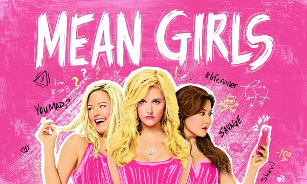 Main image for event titled Mean Girls (Touring)