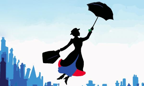Main image for event titled WCPAP presents Mary Poppins Sing-Along
