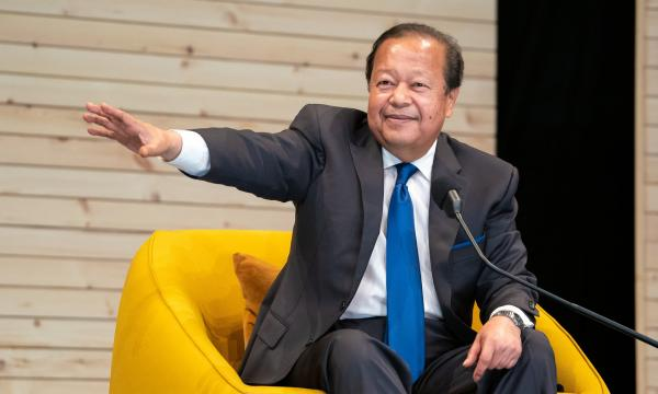 Main image for event titled Prem Rawat