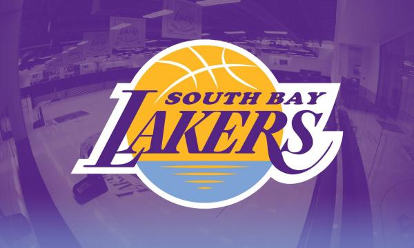 Main image for event titled South Bay Lakers vs. Santa Cruz Warriors