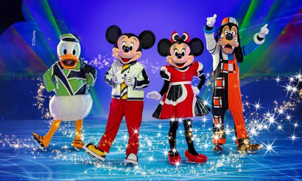 Main image for event titled Disney On Ice presents Mickey's Search Party