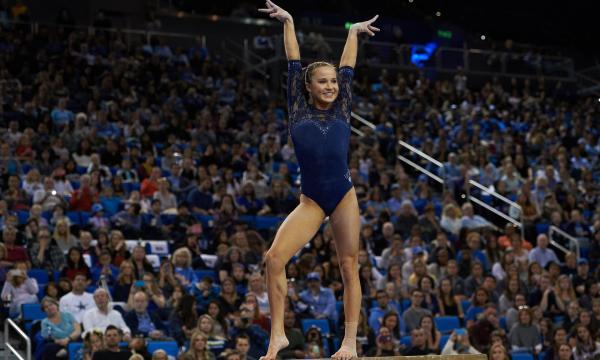 Main image for event titled UCLA Women's Gymnastics v. California